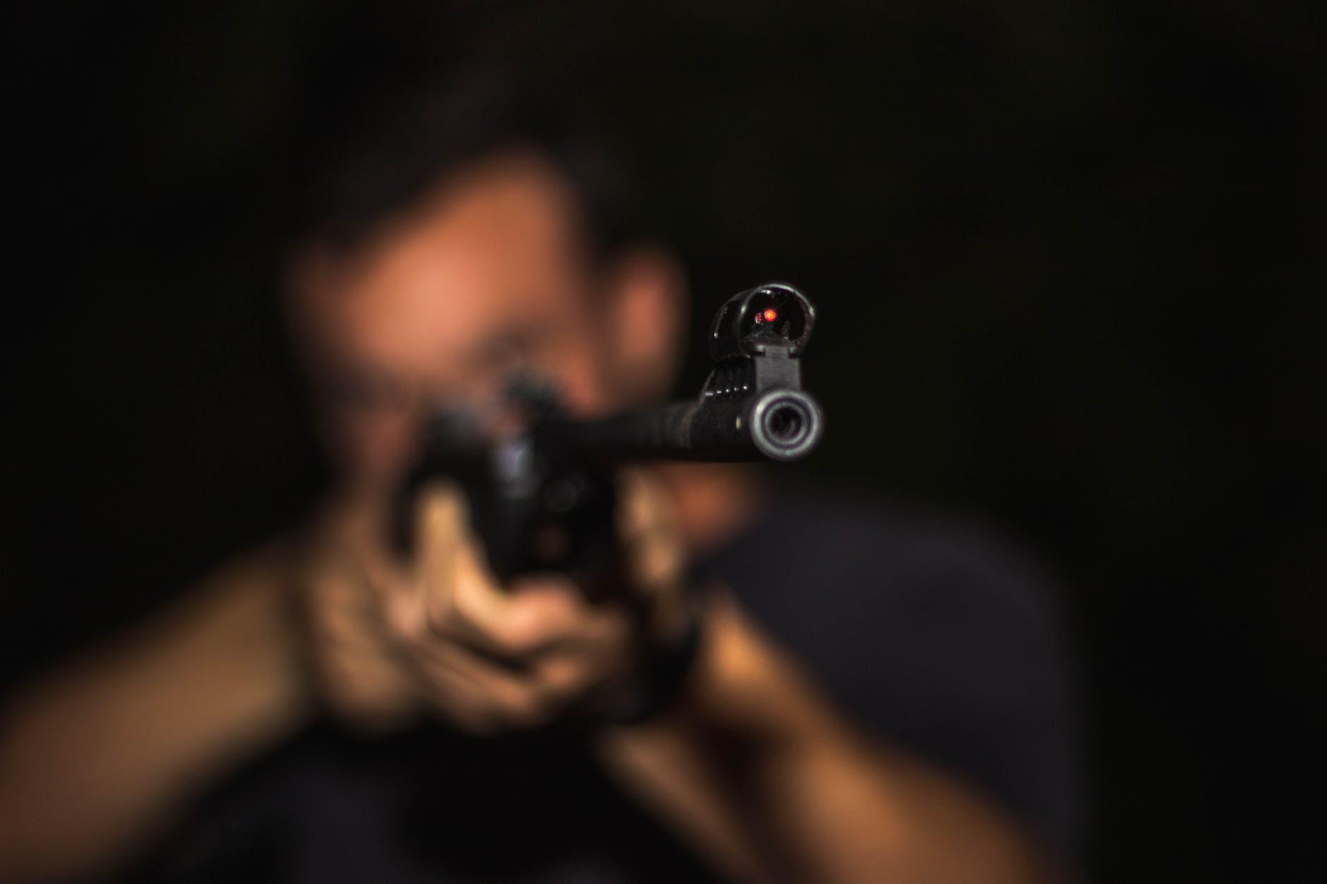 Skyd med luftgeværer