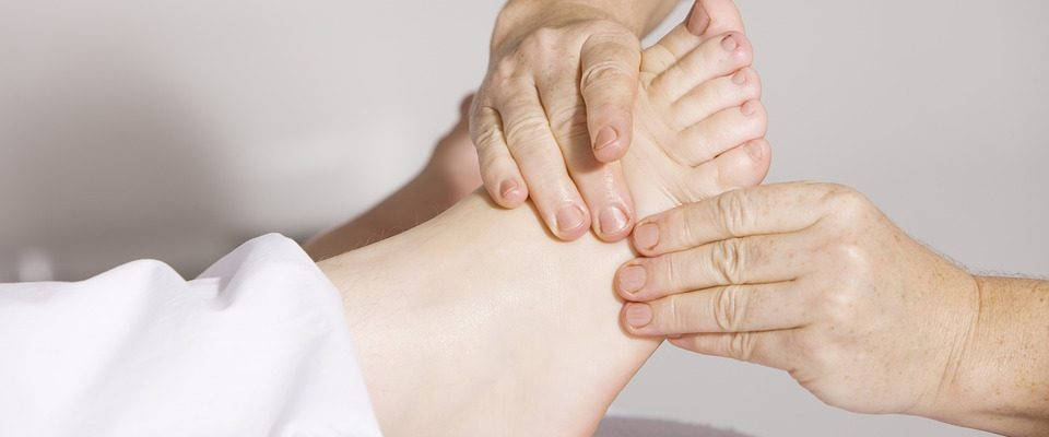 Fysioterapi-fodmassage