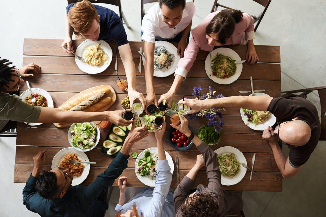 middagsselskab