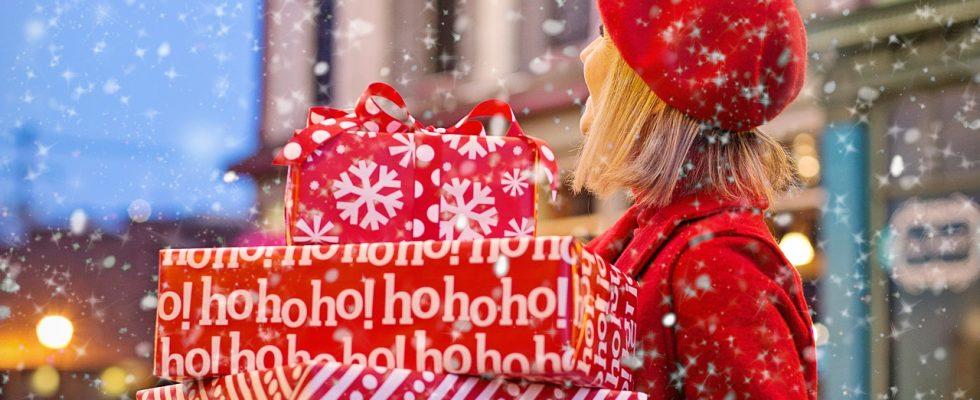 Stressende juleindkøb