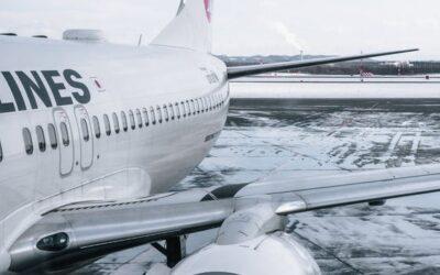 Hold øje med de billige flybilletter, hvis du skal til udlandet